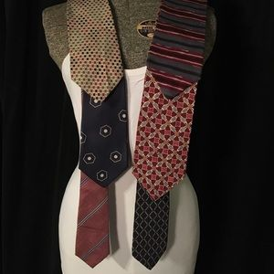 6 Silk Ties